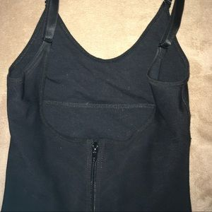Yara zippered shapewear faja Colombiana